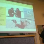 Prezentacja studenckiego koła naukowego Wydziału Biologii